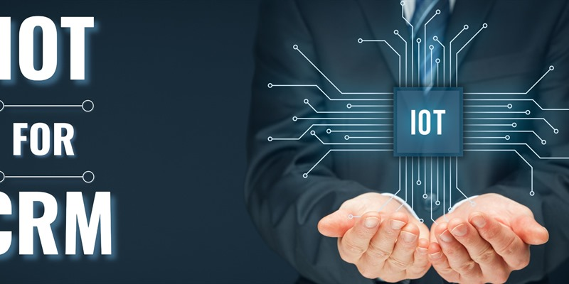 How IoT is Transforming CRM for Manufacturing