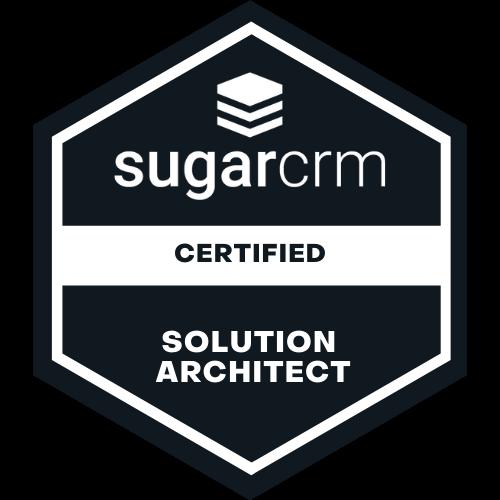 Sugar Solution Architect Professional
