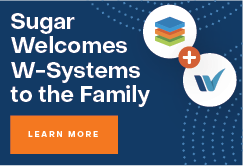 Sugar Welcomes Longtime Partner W-Systems to the Family